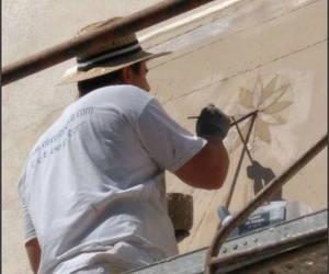 Restauración Relojes de Sol #AltaDecoración