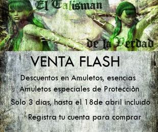 Venta flash