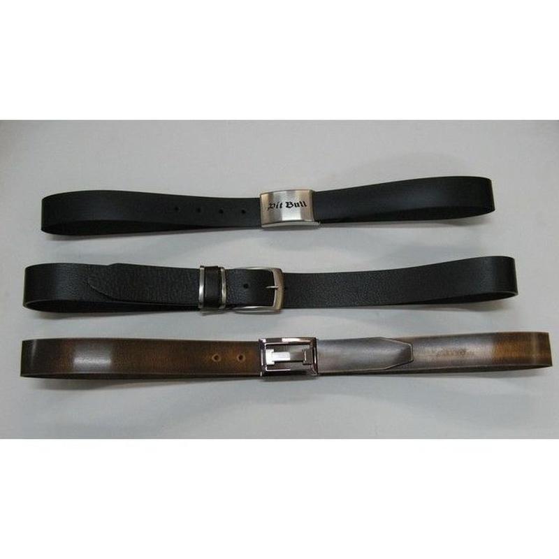 Cinturones de cuero: Productos de Zapatería Ideal