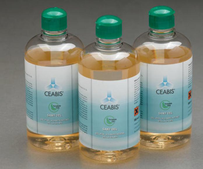 Preparación del difunto: Productos y servicios  de CEABIS  -  VEZZANI CREMATION