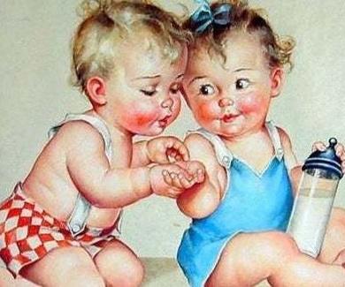 Un niño feliz es ruidoso, inquieto, alegre y revoltoso