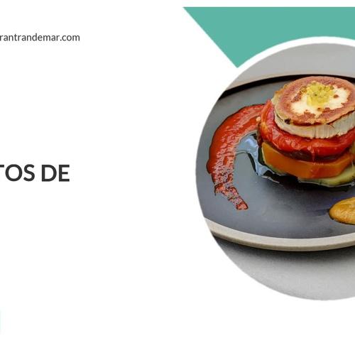 Cocina mediterránea en El Vendrell | Restaurante Ran de Mar