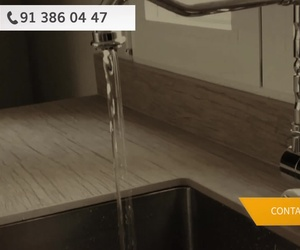 Cocinas modernas barrio del Pilar, Madrid | Pascual Electrodomésticos