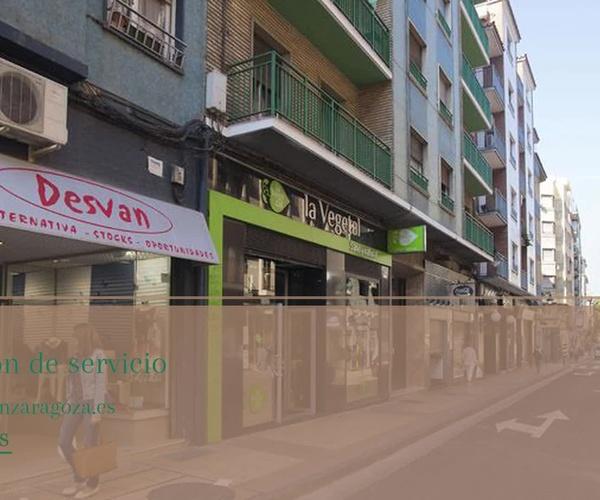 Tiendas de ropa en Zaragoza
