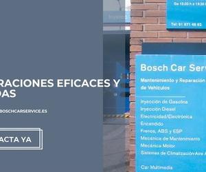 Talleres de automóviles en Coslada | Inyelec, S.A. Bosch Car Service