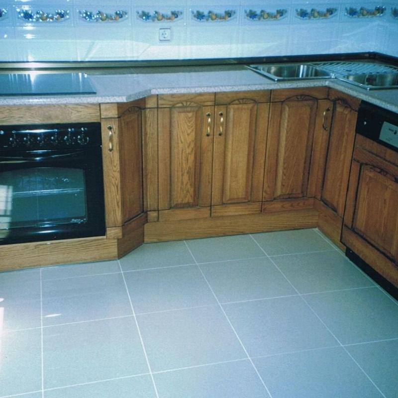 Cocinas (varios trabajos): Catálogo de productos   de Carpintería Jano