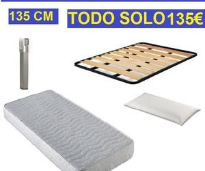 9 A COLCHON DE 135 cm