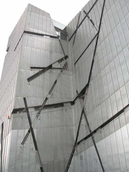 Museo Judio de LIBESKIND
