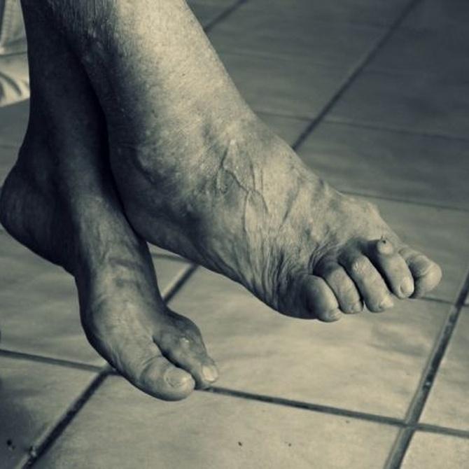 La importancia del cuidado de los pies en la tercera edad