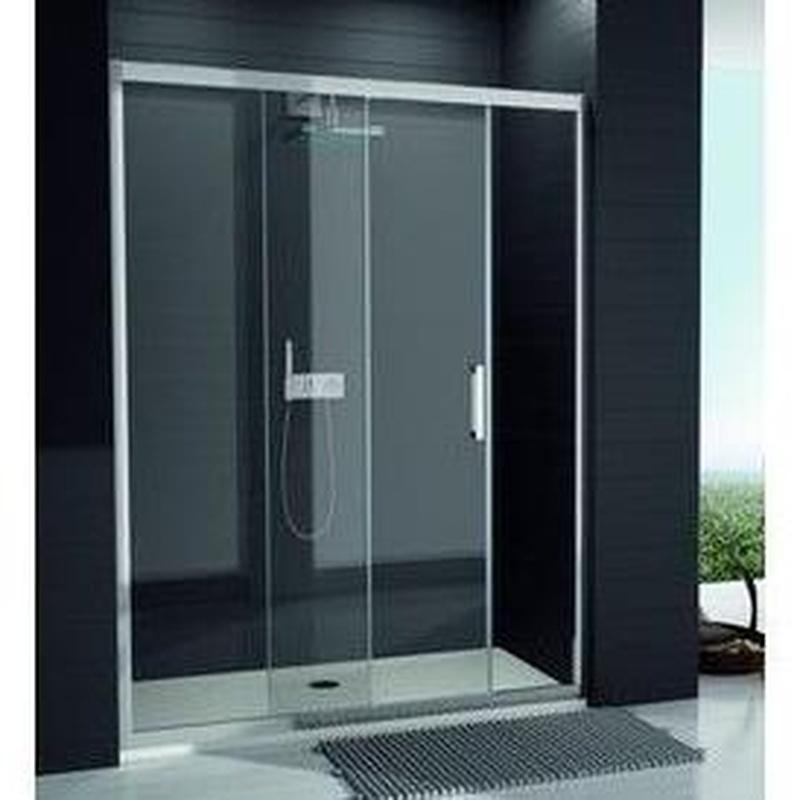 Mamparas de baño: Productos y Servicios de Saneamientos del Prado