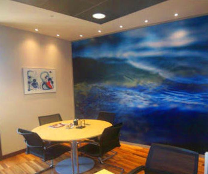 Decoración de Oficinas y despachos