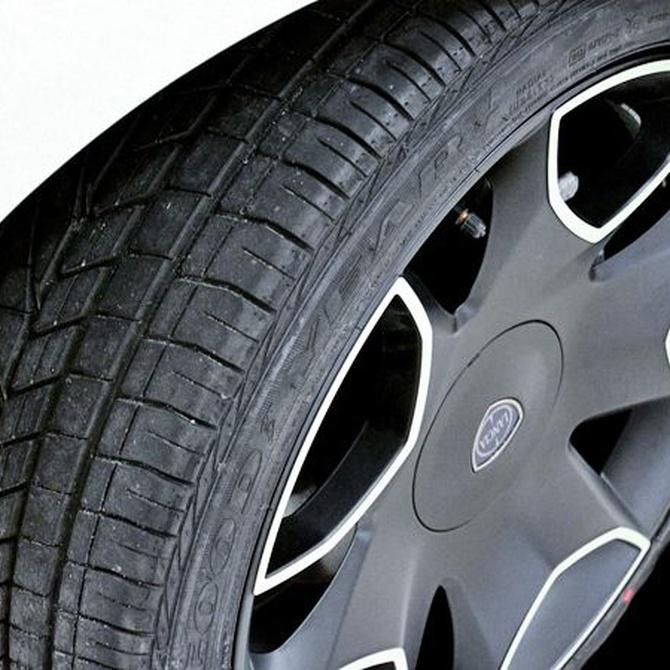 Los tipos de dibujos en los neumáticos