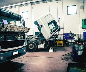Taller de vehículos de gran tonelaje en Castilla y León