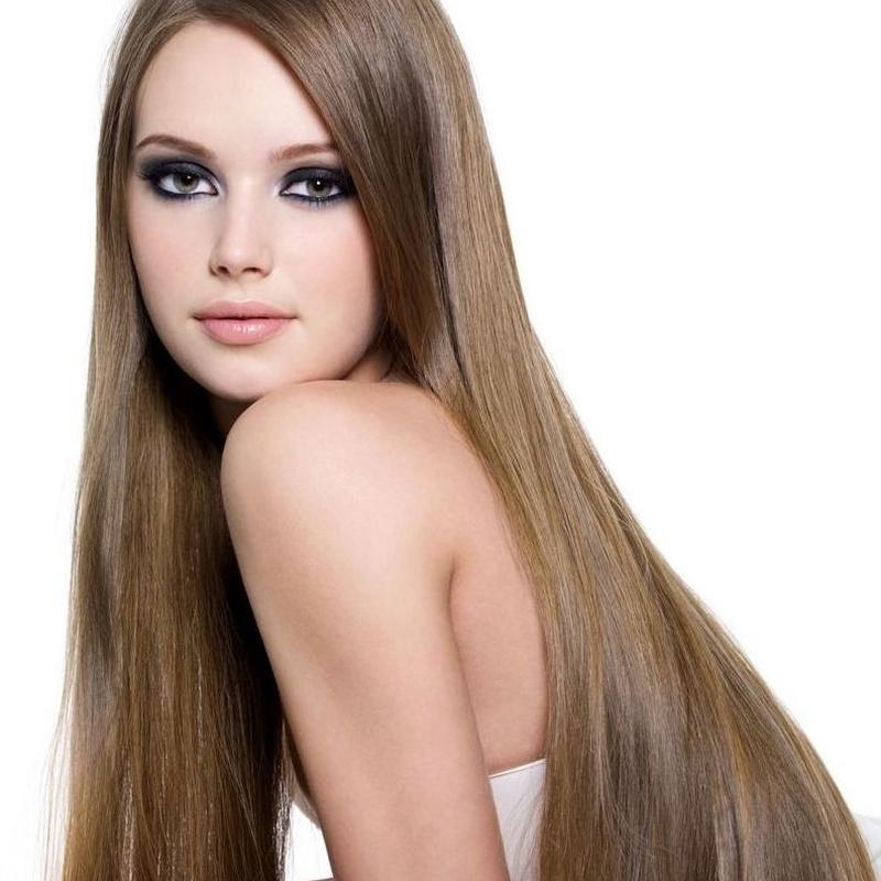 Extensiones de cabello: Servicios de Esther Ruiz Peluquería &  Estética
