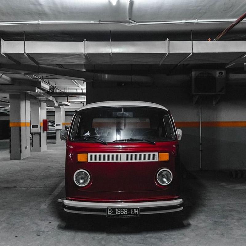Alquiler plazas de garaje furgonetas: Servicios de Garaje Dávila
