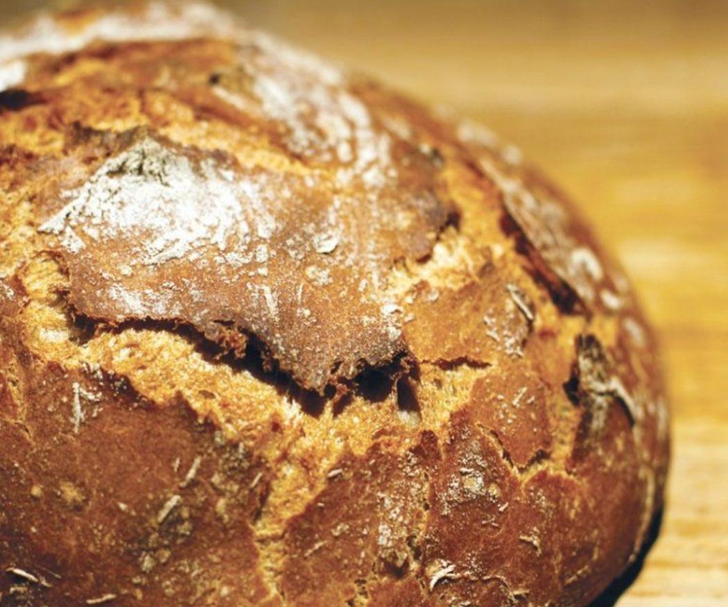 Tienes que probar el pan de espelta