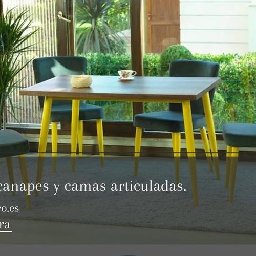 Tiendas de muebles en Mieres | Muebles Pico