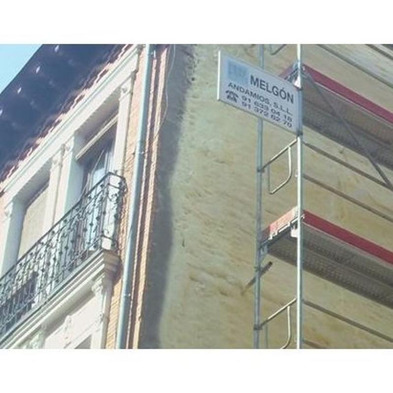 Proyección de Corcho Natural ( próximamente ): Productos de POLIUR MADRID