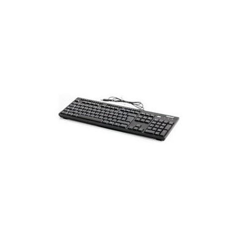 iggual Teclado Multimedia USB Negro : Productos y Servicios de Stylepc