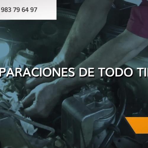 Talleres de automóviles  en Tordesillas | Autos - Miguel