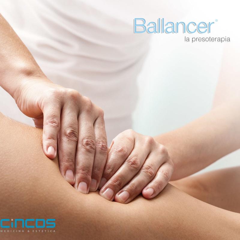 Presoterapia Ballancer: Menú de Tratamientos de Ella Baché Espacio Boadilla