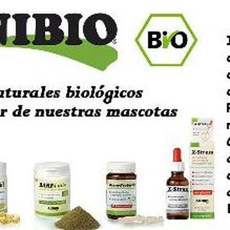 Productos con certificado Bio para mascotas
