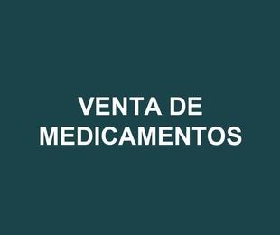 Venta de Medicamentos
