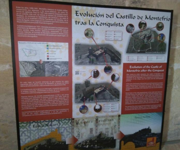 Excursiones Iglesia de La Encarnación Montefrio