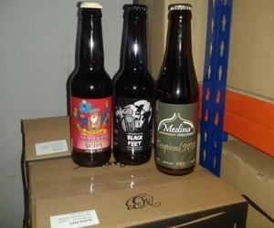 Distribución de cervezas de importación en Cataluña