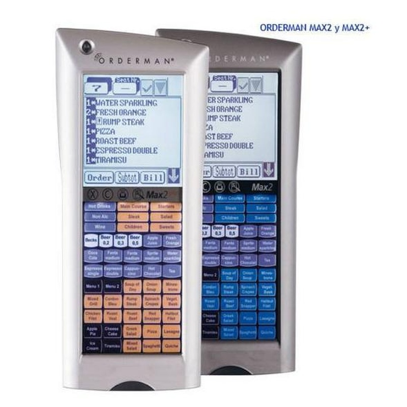 Gama de productos Orderman: Catálogo de Morales Gispert