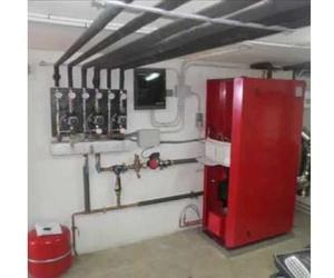 Mantenimiento de calefacción, refrigeración, aire acondicionado