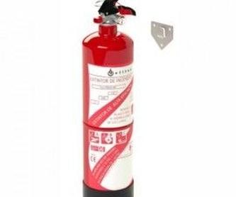 Detección de incendios: Productos de Topbalizamiento