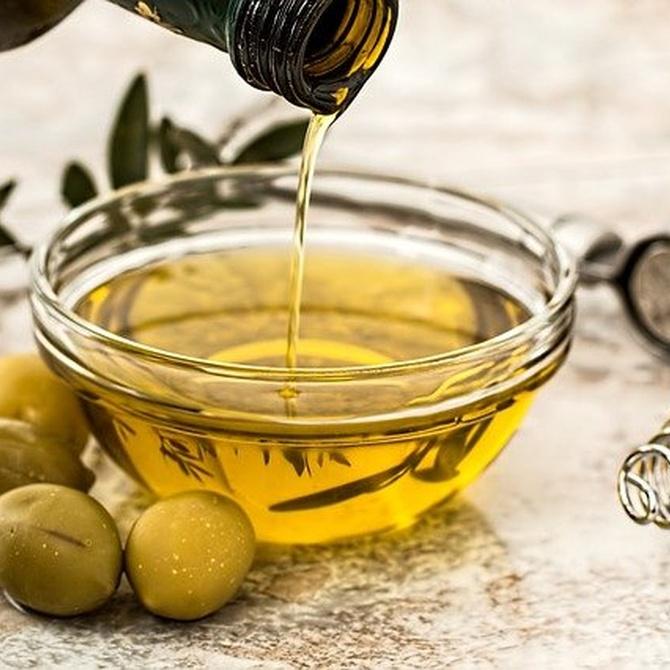 Trucos para utilizar el aceite de oliva como cosmético