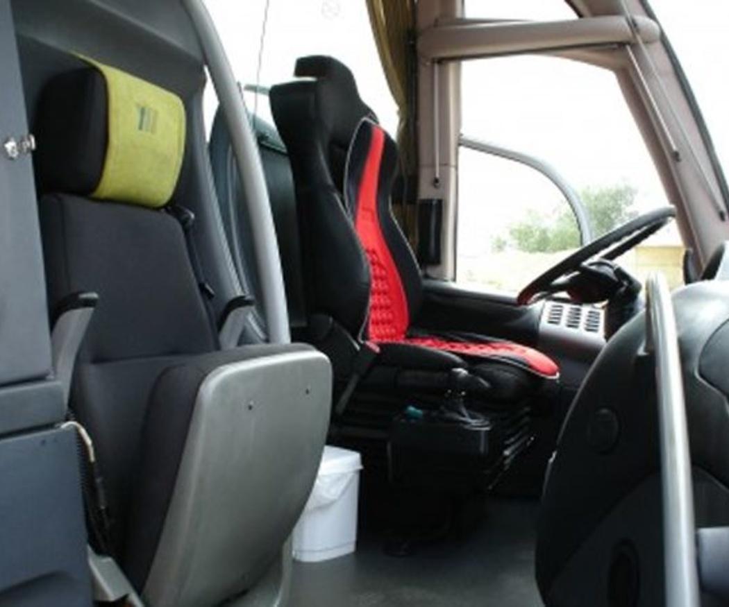 Transporte en autobús y recuperación económica