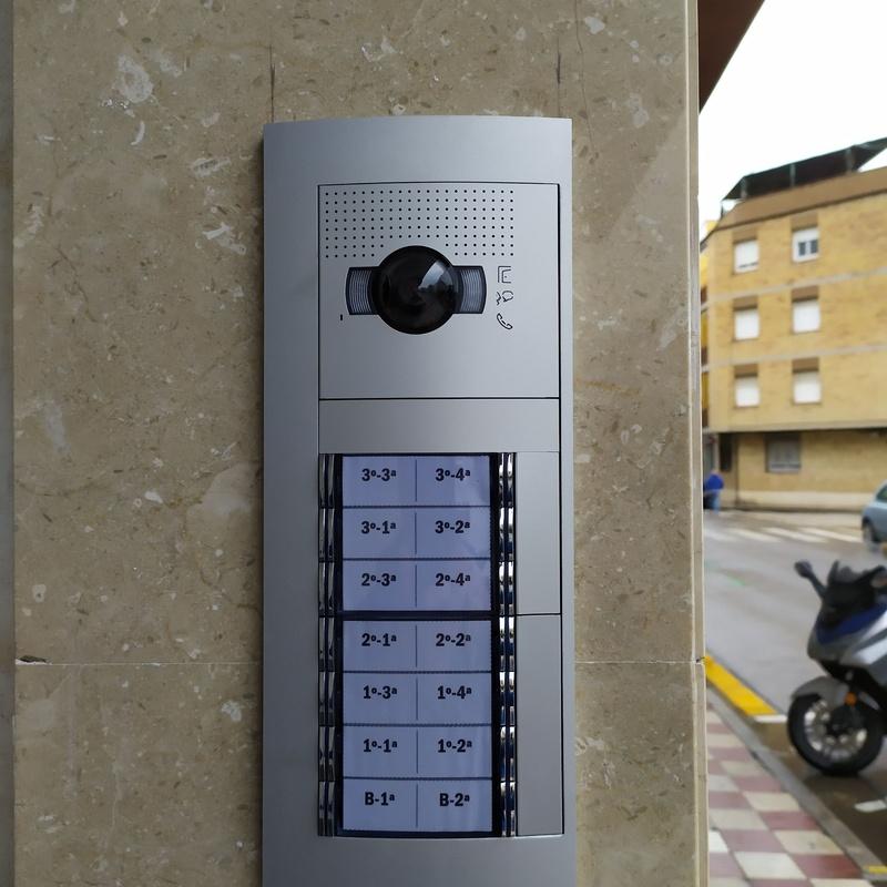 Videoportero Barcelona
