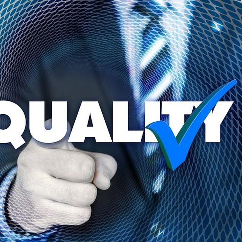 Mejora tu gestión de Calidad: Servicios de Te Ayudamos Con Tu Proyecto