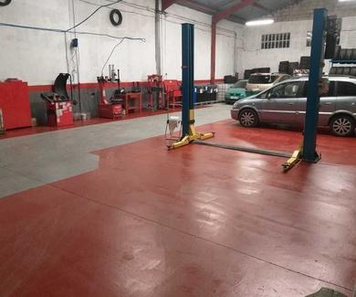 Oferta mantenimiento de vehículo