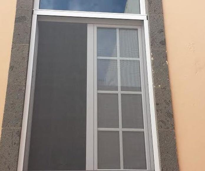 Ventanas de de aluminio  en Las Palmas