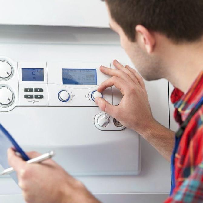Es obligatorio revisar anualmente las calderas de gas