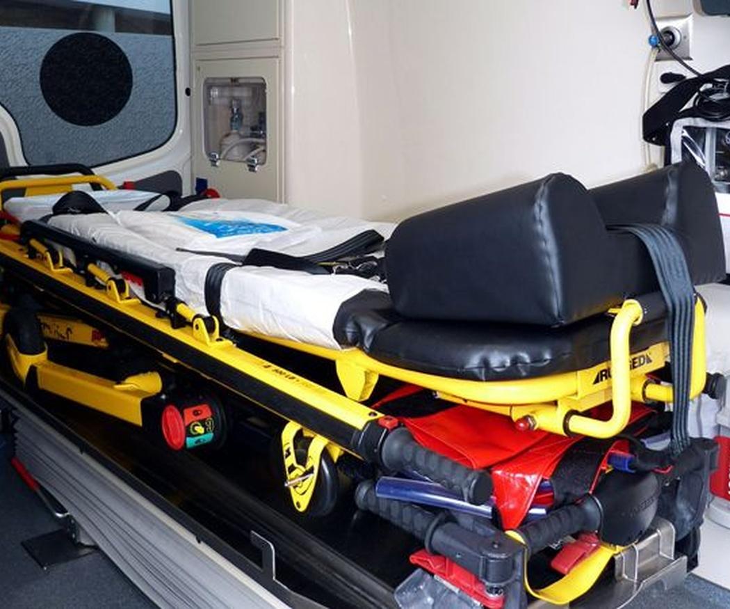 Tipos de ambulancias, aplicaciones y equipamiento