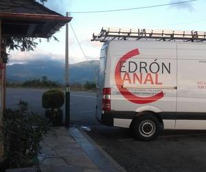 Mantenimiento de canalones en Monforte de Lemos
