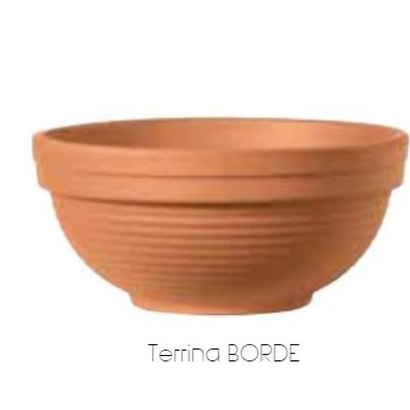 Terrina Borde: Servicios  de Alfarería Garmendia