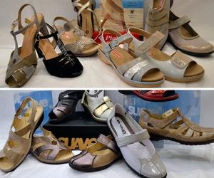 Zapatos de señora en Sant Feliu de Guíxols