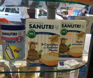 Nutrición para bebés