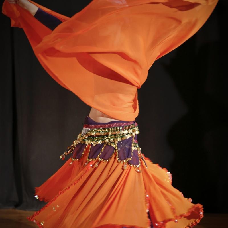 Descubre tu sensualidad con la Danza del Vientre