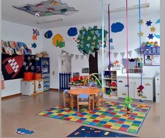 ¿Qué hacemos en el hogar?: Servicios de Llar d'Infants Patufet