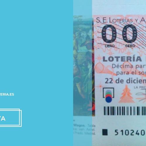 Loterías y apuestas en Madrid | Lotería El Madroño Admón. Nº 121