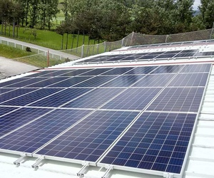 instalación fotovoltáica en Navarra | Solarfam
