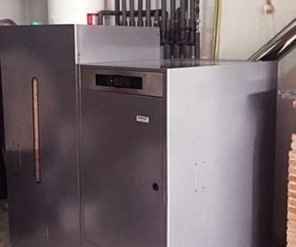 Aerotermia para ACS y calefacción por suelo radiante: Servicios de JUAN MANUEL CABEZAS MUÑOZ