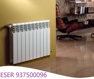 Instalación de calefacción en Mataró